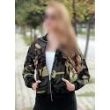 سویشرت ارتشی زنانه
