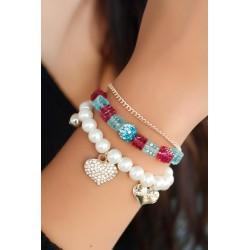 ست دستبند زنانه