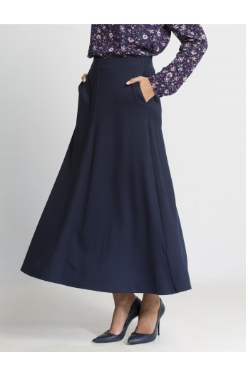دامن بلند ساده زنانه