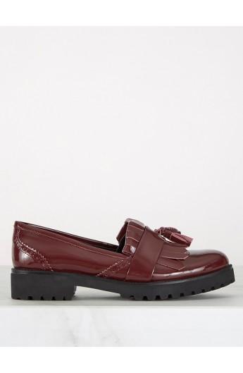 کفش کالج لژدار زنانه
