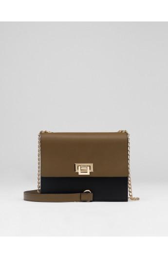کیف دوشی سگک دار زنانه