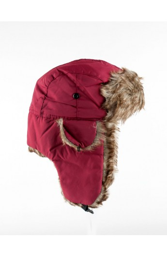 کلاه خز دار زمستانی
