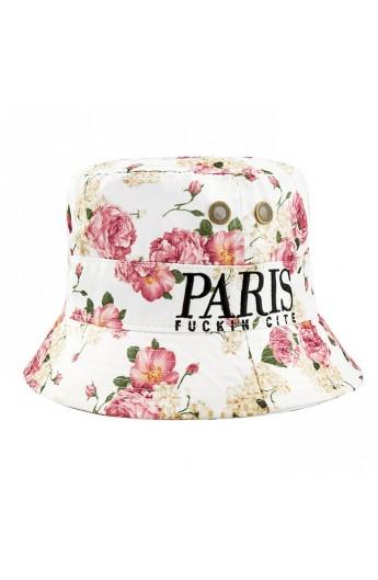 کلاه طرح گل زنانه