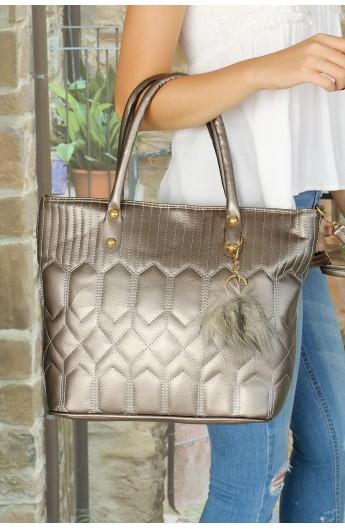 کیف دستی و دوشی طرحدار زنانه