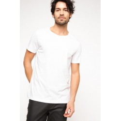 تیشرت سفید مردانه