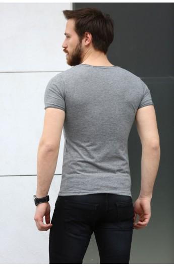 تیشرت طرحدار مردانه
