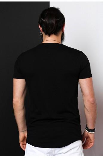 تیشرت اسپرت طرحدار مردانه