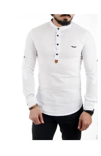 پیراهن جلو بسته مردانه