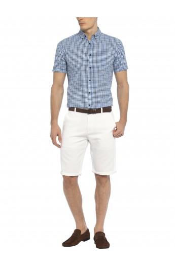 پیراهن آستین کوتاه اسپرت مردانه