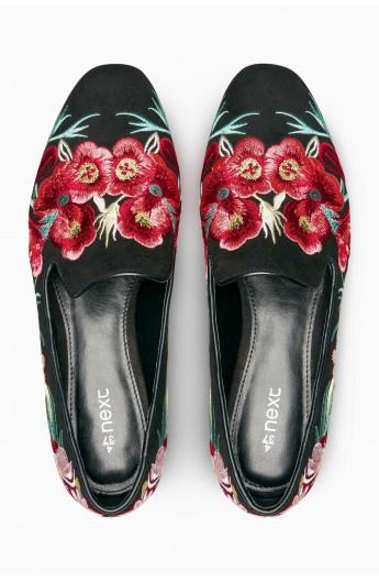 کفش تخت طرحدار زنانه