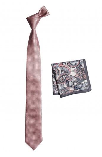 کراوات و دستمال جیبی مردانه
