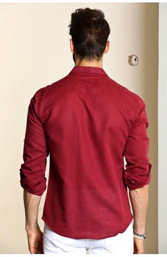 پیراهن استین بلند مردانه