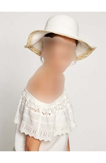 کلاه لبه دار زنانه