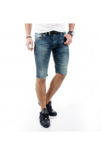 شلوارک جین مردانه