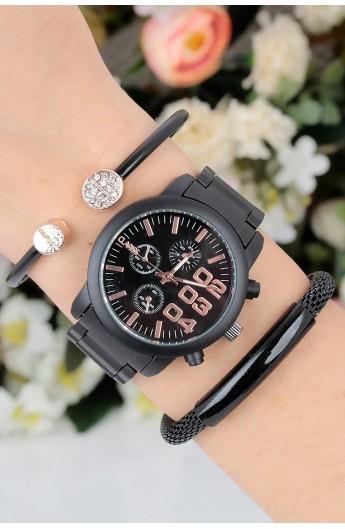 ست دستبندساعت زنانه