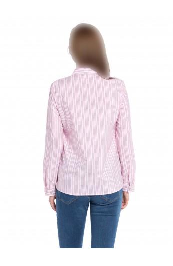 پیراهن خط دار زنانه