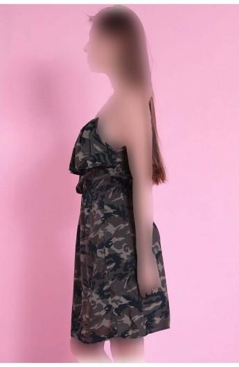پیراهن ارتشی زنانه