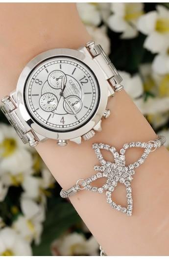 ست ساعت دستبند زنانه