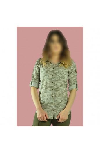 بلوز ارتشی زنانه