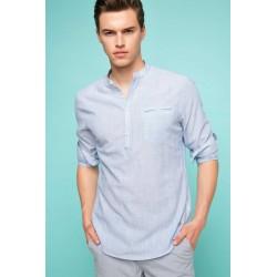 پیراهن جیب دار مردانه