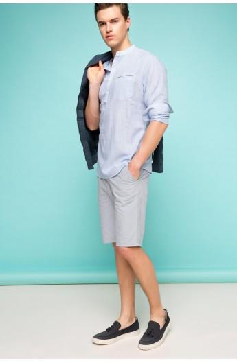 تیشرت جیب دار مردانه