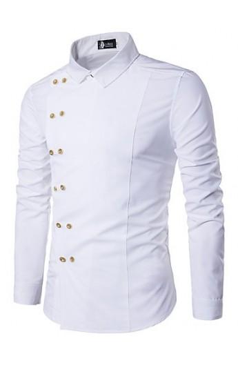 پیراهن دکمه دار مردانه