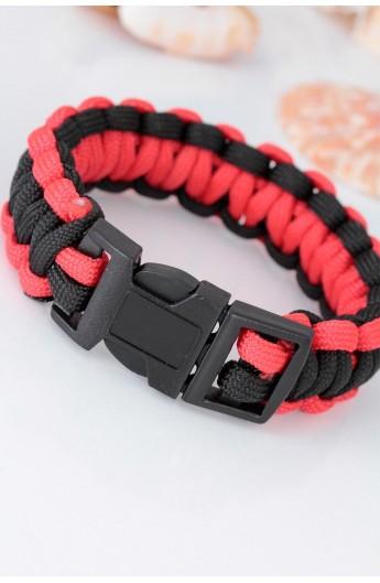 دستبند بافت مردانه