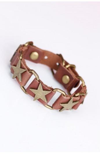دستبند ستاره دار مردانه