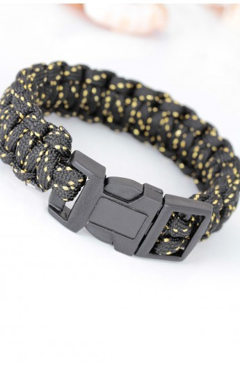 دستبند طرحدار مردانه