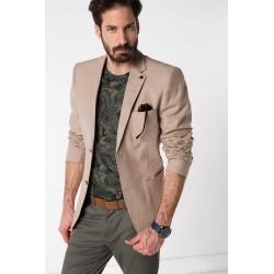 کت تک دکمه دار مردانه