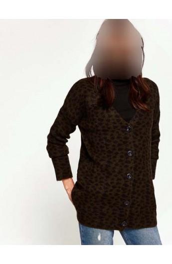 ژاکت طرحدار زنانه