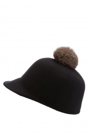 کلاه مدل دار زنانه
