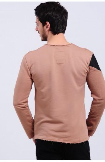 سویشرت زیپ دار مردانه