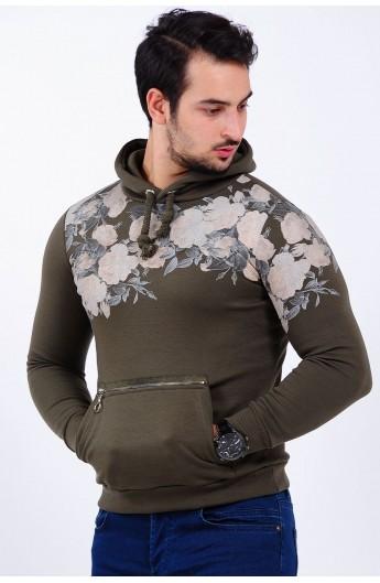 سویشرت جیب دار مردانه