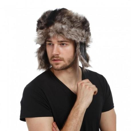 کلاه چرم مردانه
