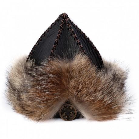 کلاه خز مدلدار مردانه