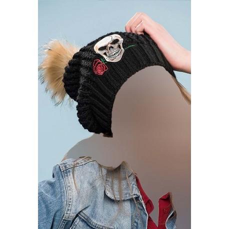 کلاه خز دار زنانه