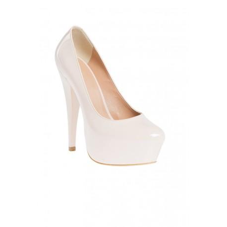 کفش ورنی عروس